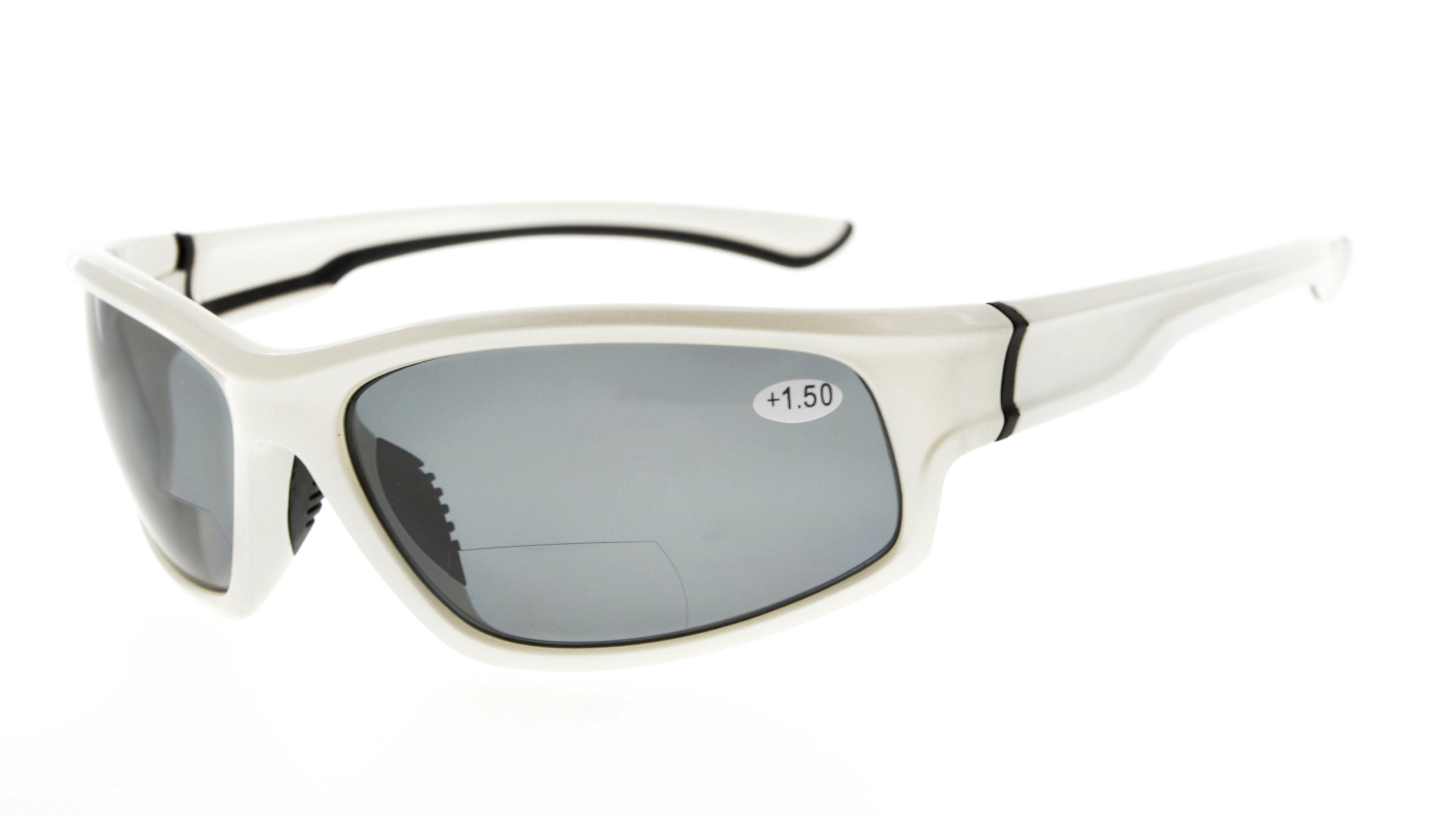 b4b4d940d9 Eyekepper Bifocal Sunglasses with TR90 Frame for Finishing Driving Sports  Cool Style Man TH6199-Bifocal