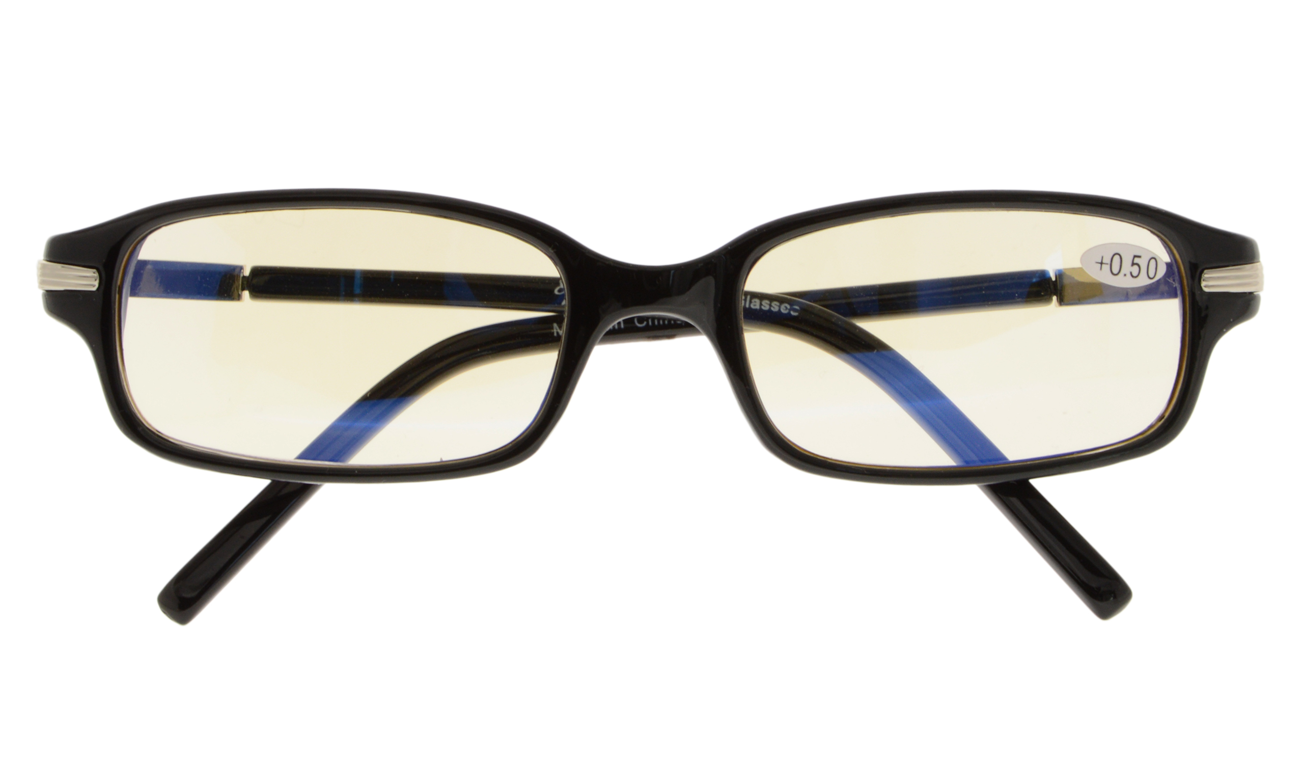 b15c39e714c6 Eyekepper Computer Reading Glasses UV Protection Tinted Lens Spring Hinge  Men CG035