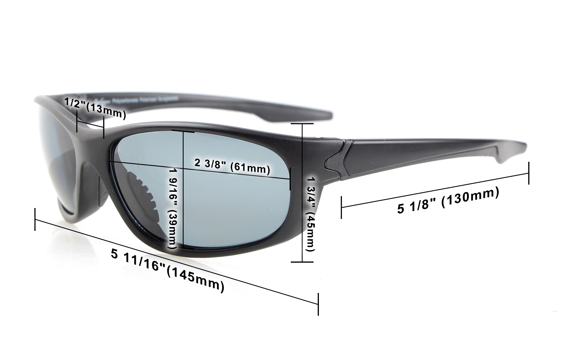 283fe6272f Sport Sunglasses Polycarbonate Polarized TR90 Unbreakable TH6145 Item NO   TH6145