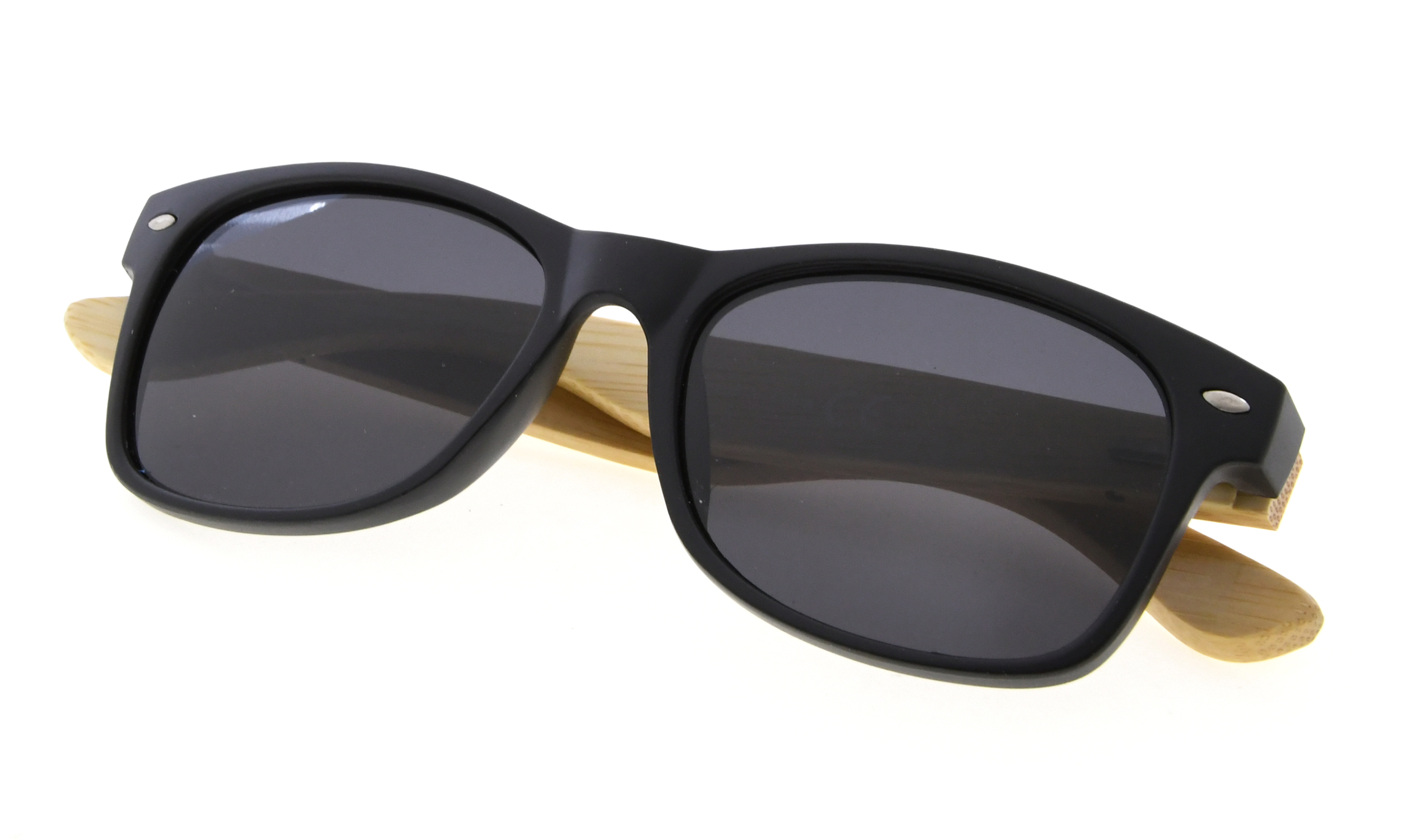 3060488211 Polarized Sunglasses Quality Spring Hinges Bamboo Wood Arms Women R093- Polarized Item NO  R093-Polarized