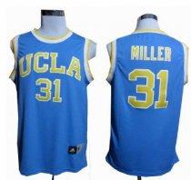 f1761f6f86c8 Ncaa UCLA Bruins Reggie Miller 31 Blue College Basketball Jersey