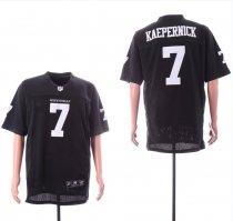 Mens  ImWithKap Film  7 Colin Kaepernick Jersey Black I am With Kap  imwithkap Moive e903e7c28