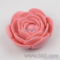 BJ006 Hot Sale 3D Big Size Flowers Mold Silicone Rubber Soap Candle Crafts Mold Resin Crafts Moulds