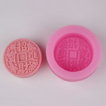 BF008 chinese silicone soap mold silica gel mould gift favors chinese mould wholesale