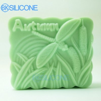 Dragonfly Silicone Soap Molds Autumn Molds Cake Decorating AP008