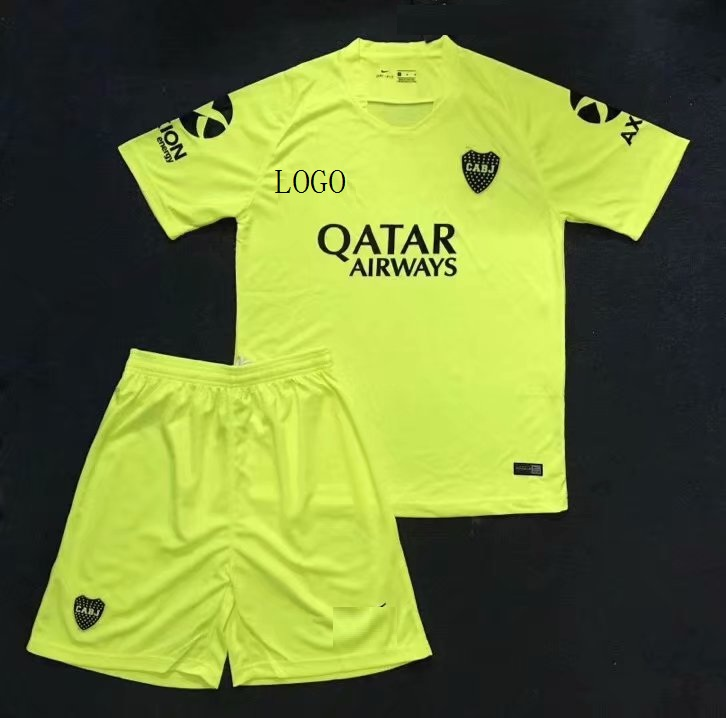 7a6059488e7 2019 20 AAA Quality Boca 3rd Away Soccer Uniform Green Football Kits Item  NO  1336891
