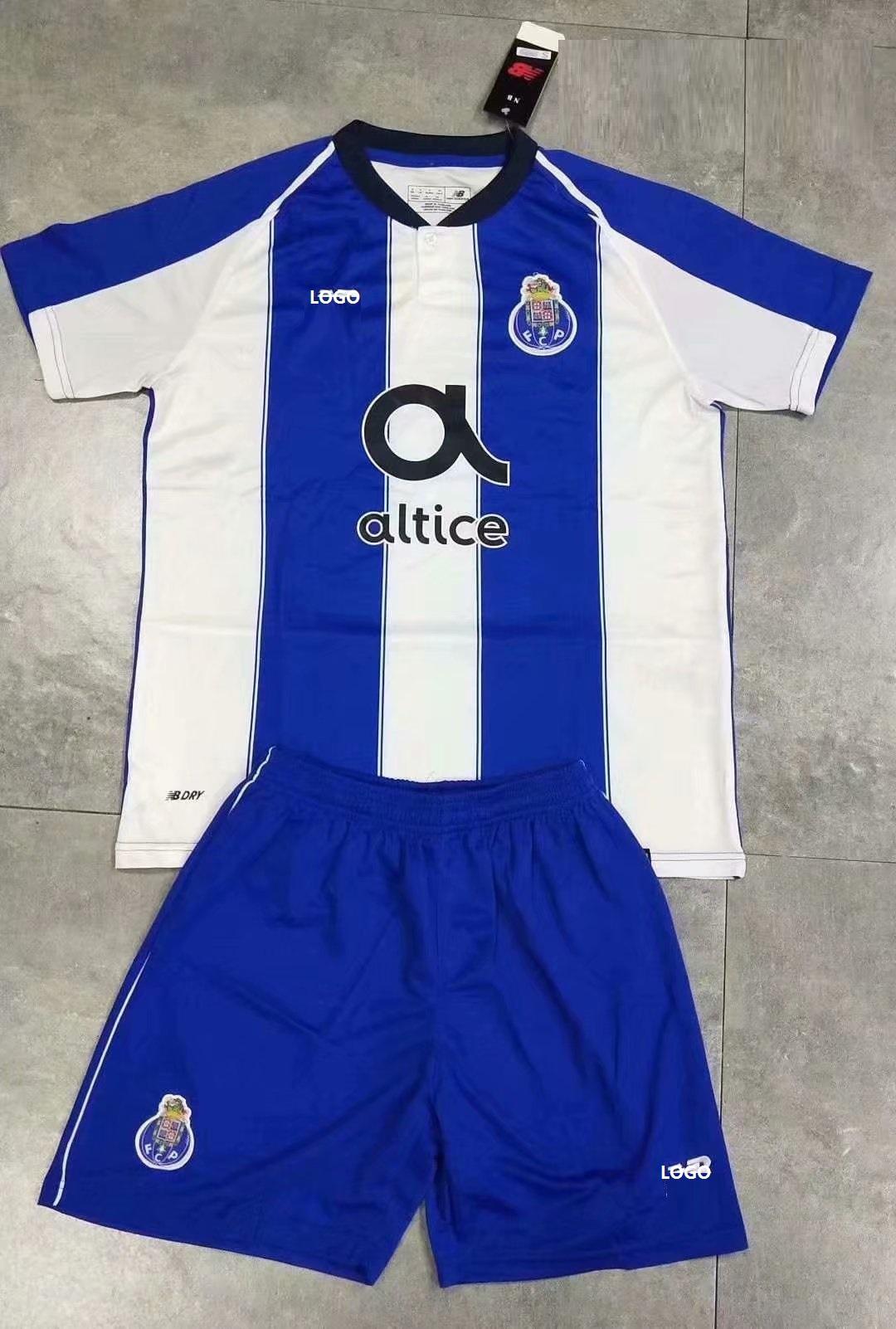 separation shoes 791ec 6c253 2019 AAA Quality Men FC Porto Soccer Uniforms