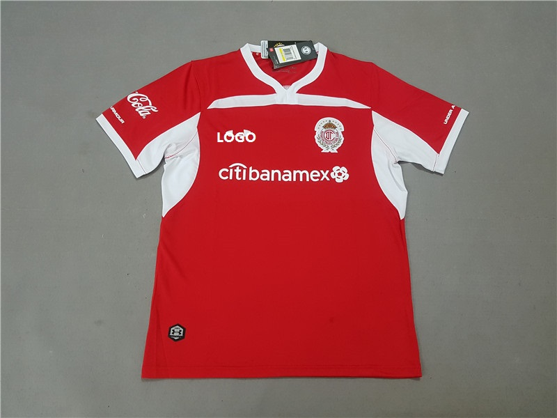 22402cf92c3 2019 Thai Quality TolucaCD Home Soccer Jerseys Item NO: 573994