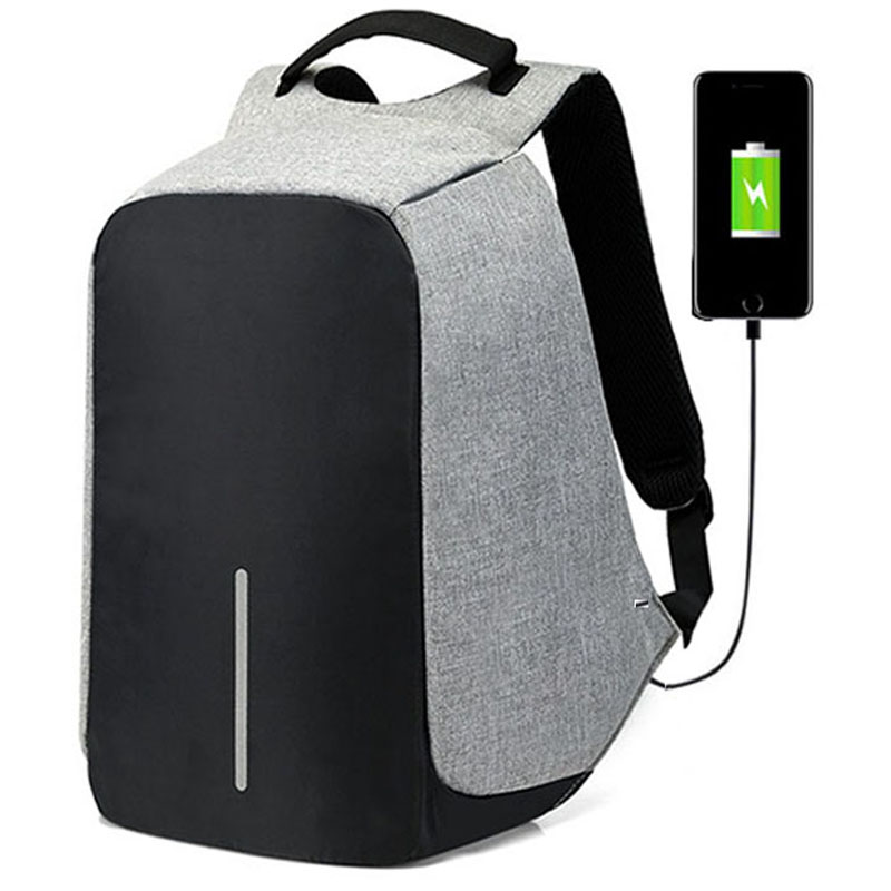 15 inch Laptop Backpack USB Charging Anti Theft Backpack Men Travel Backpack  Waterproof School Bag bobby Male Mochila Item NO  913278 b92d466a76cac
