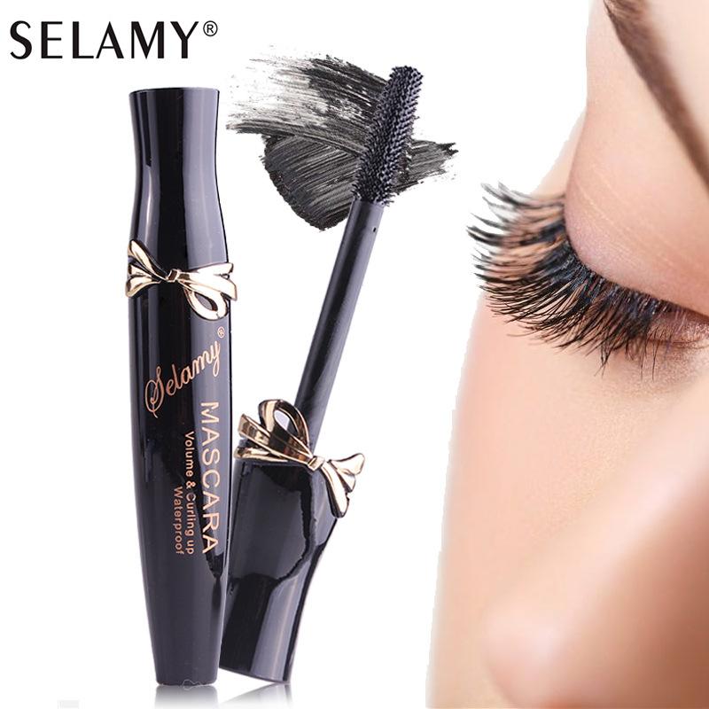 Miss Rose Professional Black Mascara Eyelashes Thick Lengthening