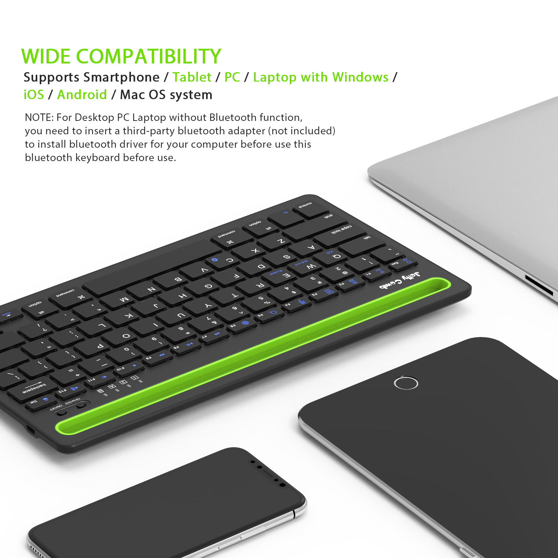 Muti-device Bluetooth Keyboard BK230