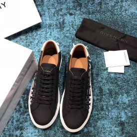 Givenchy top men, imported leather from Italy, sole: rubber sole