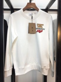 Burberry pit Color TB letter logo Sweater
