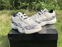 AJ 11, low side, snake skin, corporate grade, super carbon
