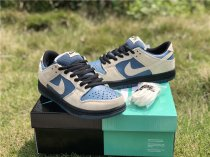 Nike SB Dunk LOW PRO,corporate, blue and gray