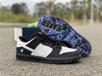 Staple x Nike Dunk SB Low Pro OG QS,Pigeon panda color scheme
