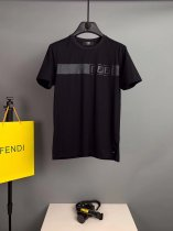 Fendi spring/summer 2019 men's T-shirt with round neck and short sleeves