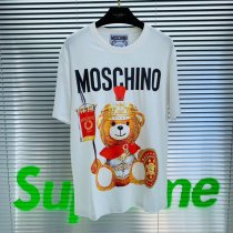 Moschino bear Roman knight loose short sleeves 2019 new pair