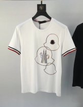 Moncler  New products of 2019 summer, short sleeves, have excellent touch, good air permeability and sweat absorption