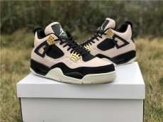 Clay, Silt Air Jordan 4  Red  splash-ink original level