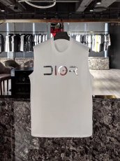 Dior 19SS spring and summer latest vest, this year's latest letter LOGO