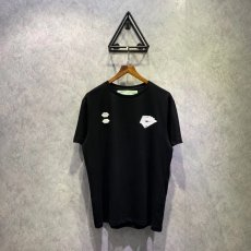 OFF OW19ss spring/summer new CARDS short sleeves
