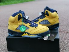 Air Jordan 5 SP Michigan, original