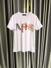 Alexander McQueen, women's printed monographic round neck T-shirt with short sleeves