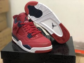 Air Jordan 4   World Cup league, big red