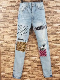 AMIR popular logo new jeans are of high quality