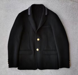 Givenchy  New Double-faced cashmere coat,import  10% pashm 90% LaLambswool