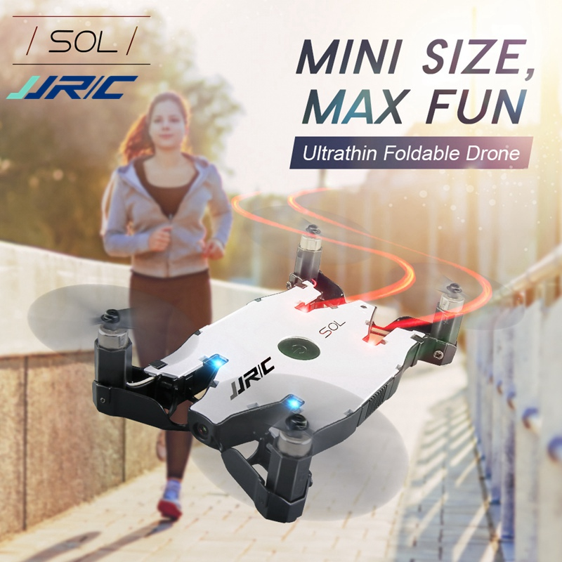 JJRC H49 Wifi FPV Mini Selfie Drone HD Camera Auto Foldable Arm RC Quadcopter Helicopter Christmas Gift Kid VS H37 Eachine E57 Item NO: 32838018530
