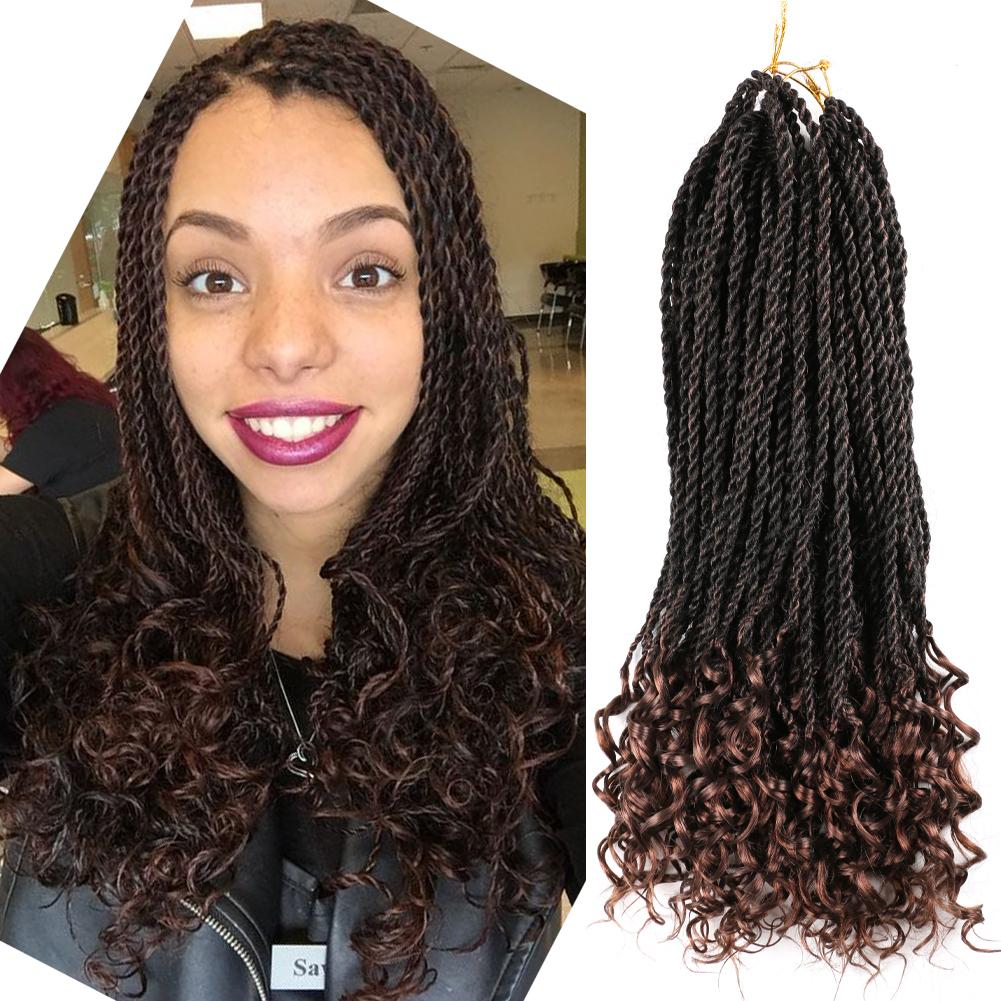 Us 799 Dairess Crochet Braids Senegalese Twist Crochet Hair With
