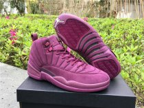 Air Jordan 12 PSNY&purple