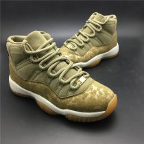 "Air Jordan 11 ""Neutral Olive"" AR0715-200"