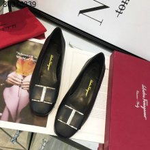 Ferragamo single shoes woman 35-40 Apr 3-2923689