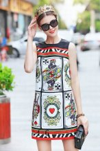 DG fashionable dress -2 S-XL Jun 21-3015850
