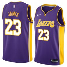 NBA Los Angeles Lakers LeBron  23 James