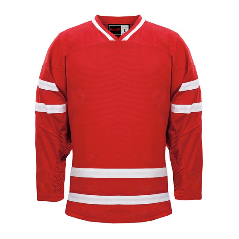 on sale a8d71 a8ff3 Team Canada EALER Blank Hockey Jerseys Home E073