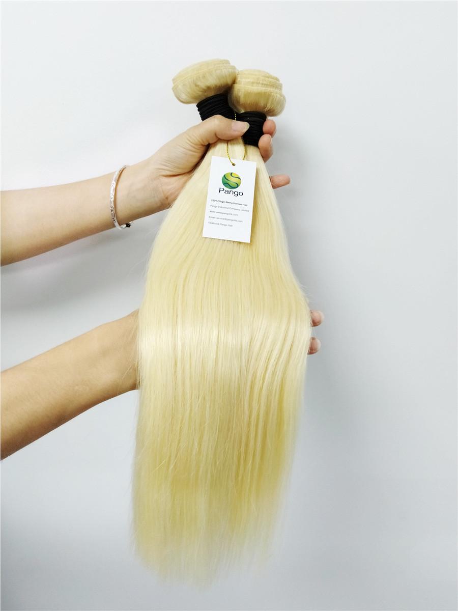 10a Human Hair Straight 1 Bundle Virgin Remy Hair Weave Human Hair