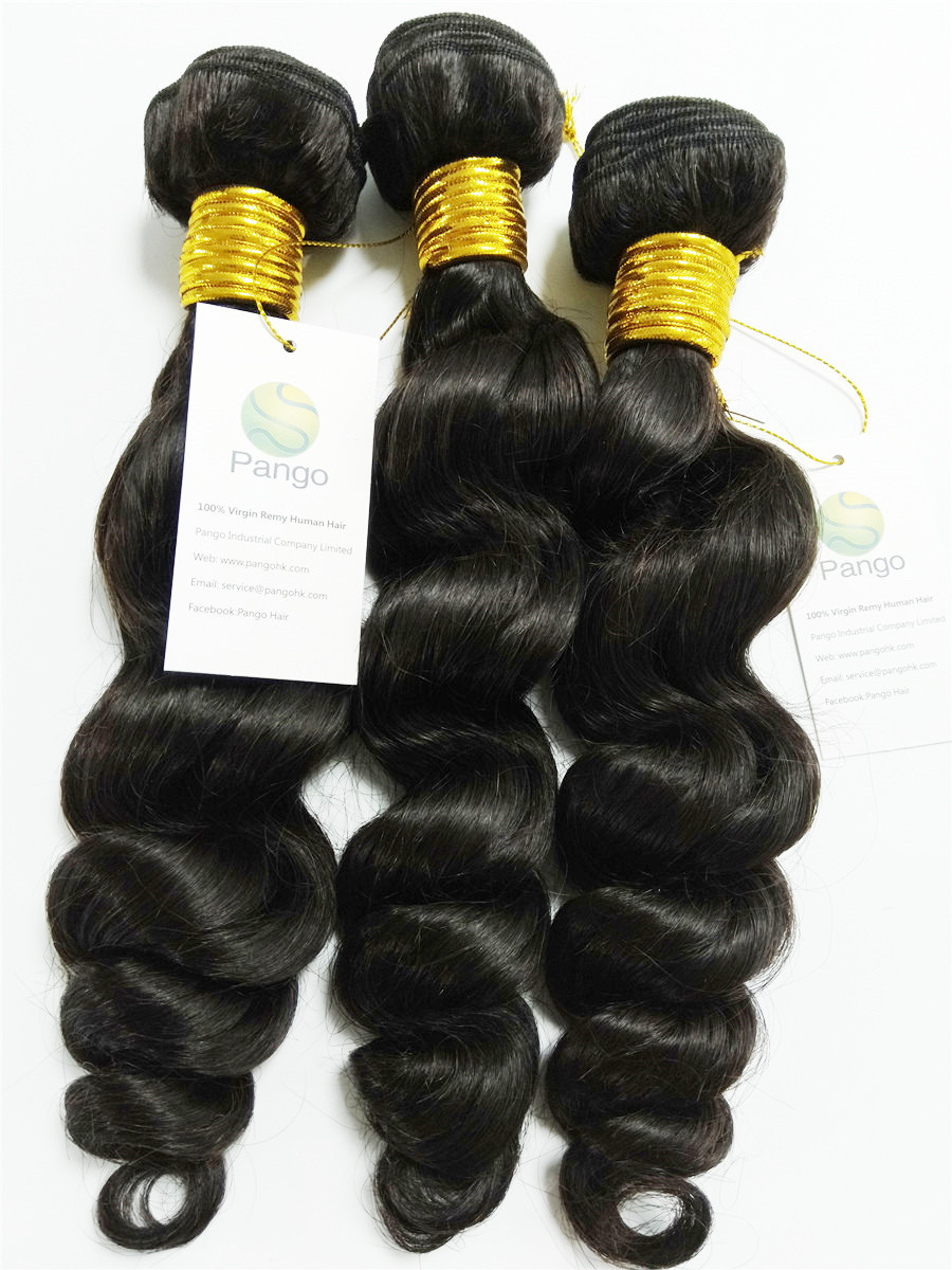 10a Human Hair Loose Curly 1 Bundle 100 Unprocessed Virgin Remy