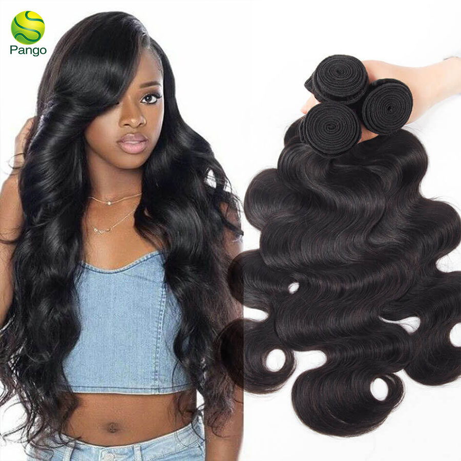 10a Human Hair Body Wave 1 Bundle 100 Unprocessed Virgin Remy Hair