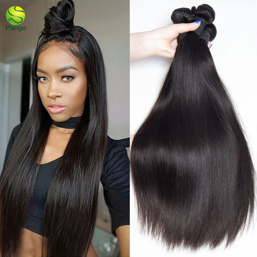 10A Human Hair Straight 1 Bundle 100% Unprocessed