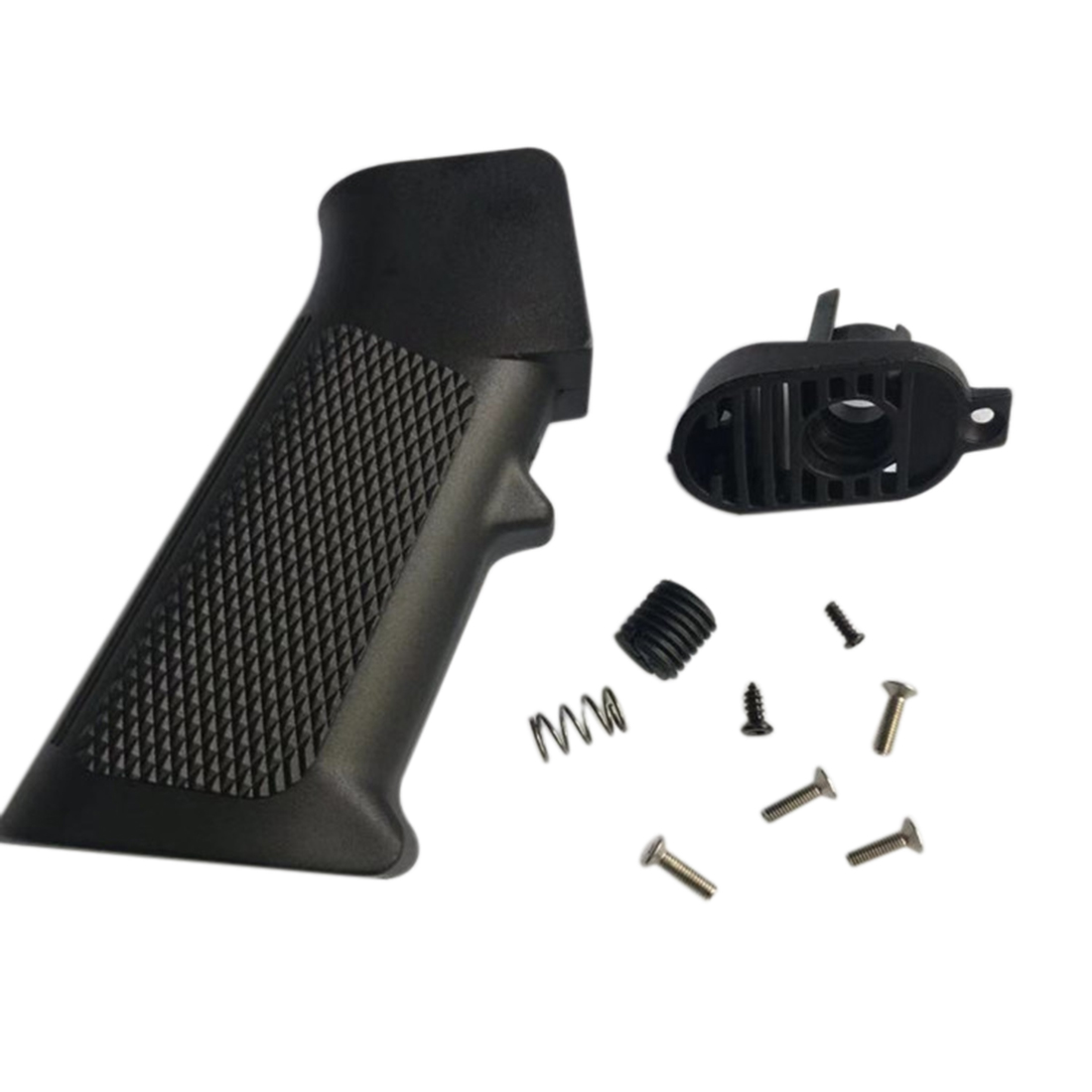 Original Nylon Grip for JM Gen 9 M4A1 Gel Blaster - Black