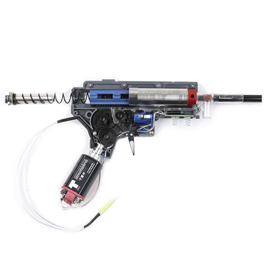 Upgraded Gearbox for KUBLIAI M4A1 Gel Gun Blaster
