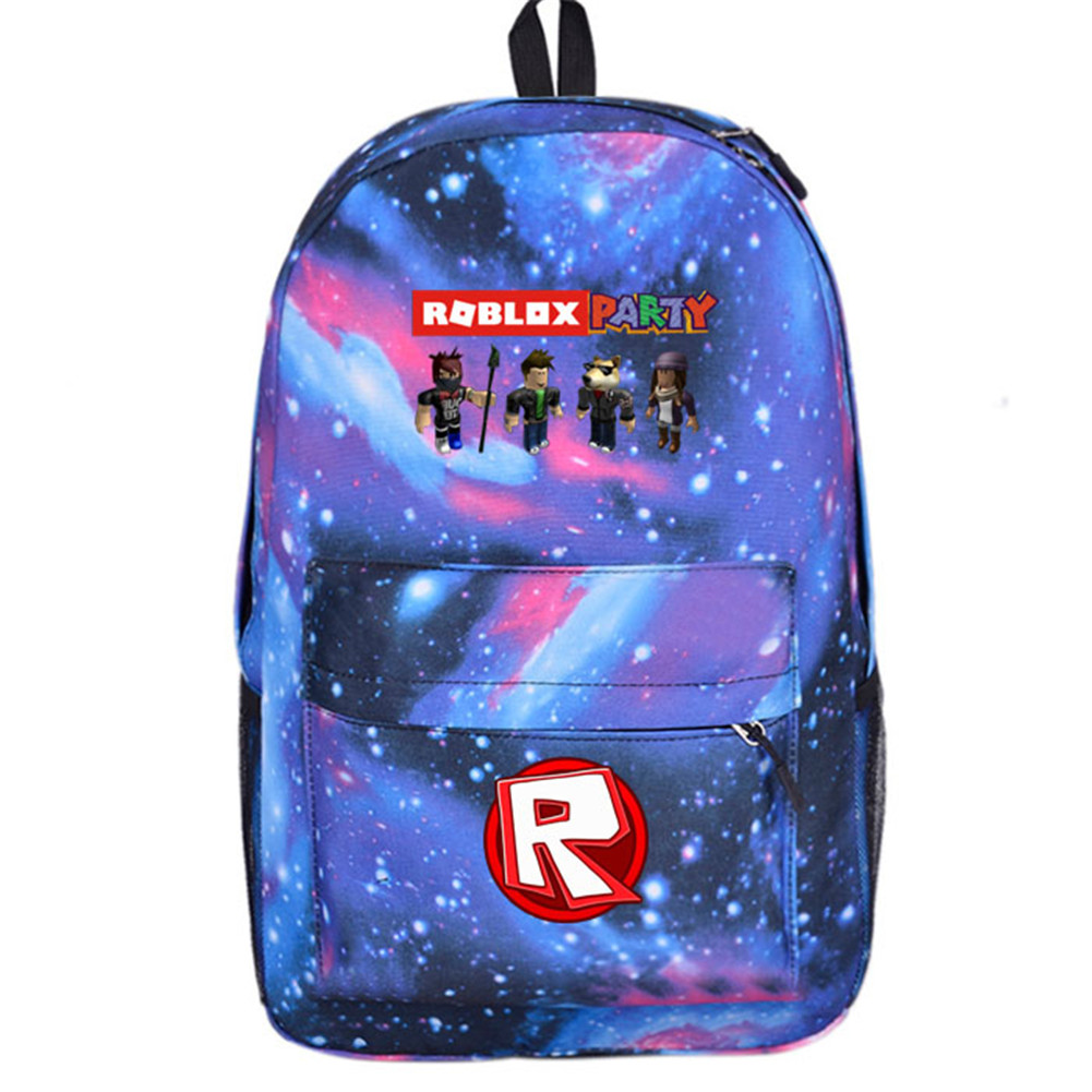 Roblox Bookbags Bags Backpacks For School Kids Boys S Item No Rb3 Ky