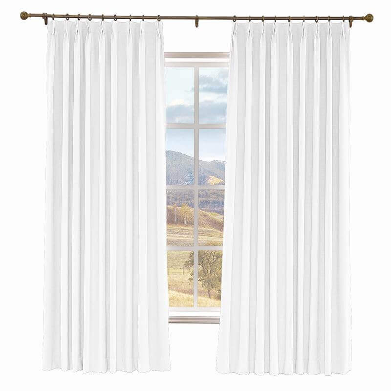 linen curtains linen drapes linen draperies faux linen curtains