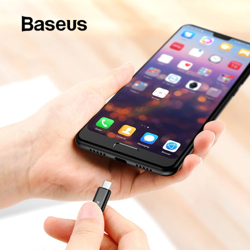 Baseus RO2 Type-C Jack Universal IR remote control for Samsung Xiaomi Smart infrared remote control for TV aircondition STB DVD