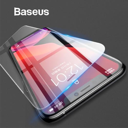 Baseus 0.15mm Ultra Thin Screen Protector For iPhone 11 Pro Glass Protective Tempered Glass Scratch Proof For iPhone 11 Pro Max