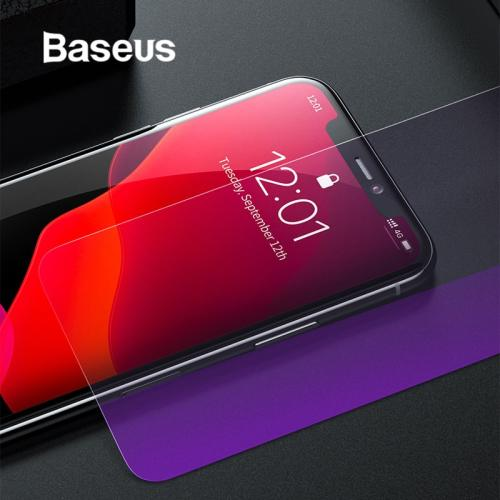 Baseus 0.3mm Ultra Thin Full Screen Protector For iPhone 11 Glass Transparent Tempered Glass Film For iPhone 11 Pro MAX Glass